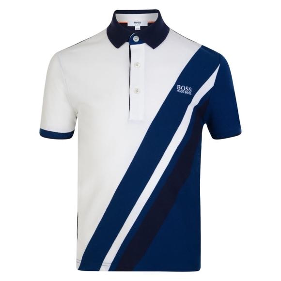 5dd549e78 Hugo Boss Shirts & Tops   Kids Polo Shirt Size 14s   Poshmark